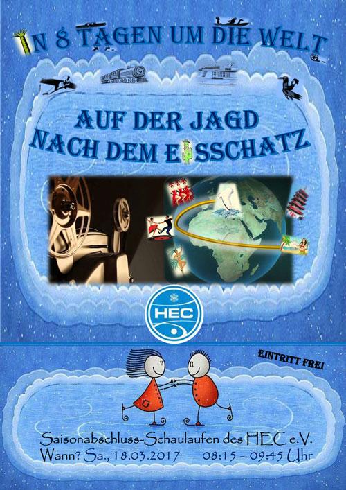 Plakat Eismärchen 2017